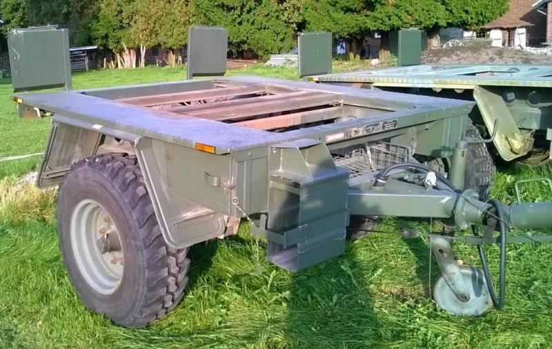 Anhanger 1 Achsanhanger Fahrgestell Bundeswehr Bundeswehranhanger Pkw Anhanger Bundeswehr Fahren