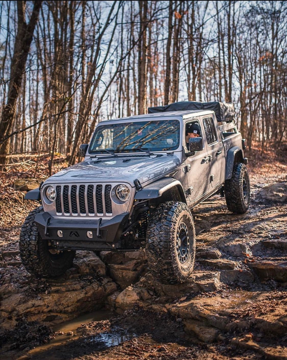 Go Off The Beaten Path Smokymountainoverland Unraveladventure 2020 Lifted Jeep Gladiator Offroad Jeep In 2020 Jeep Gladiator Lifted Jeep Jeep
