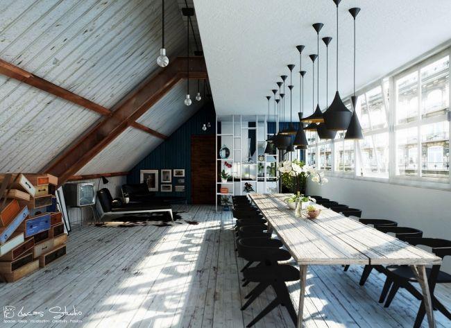 20 idées deco de salles à manger design et contemporaine - decoration salle a manger contemporaine