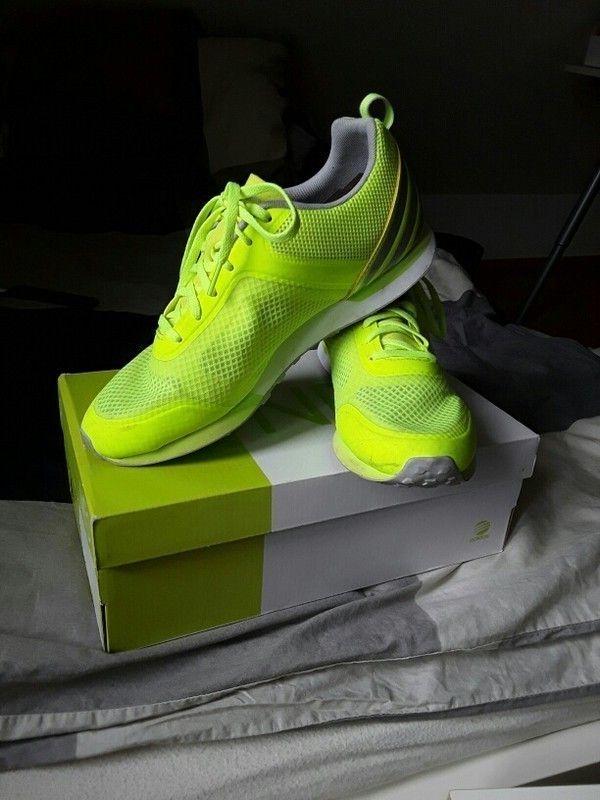 Neon Gelbe Schuhe von Adidas Neo | Gelbe schuhe, Schuhe