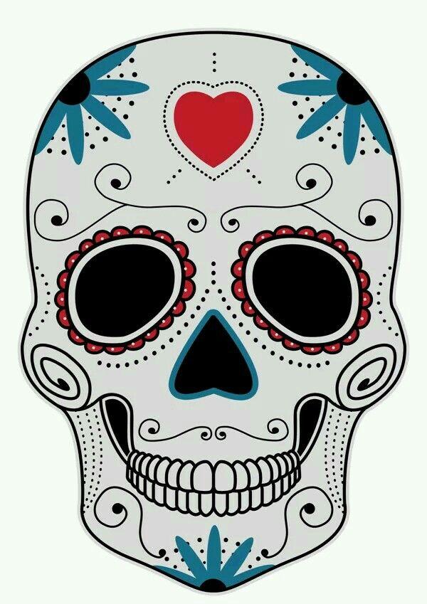 Image Motifs De Tete De Mort De Nath Lav Du Tableau Mexicains