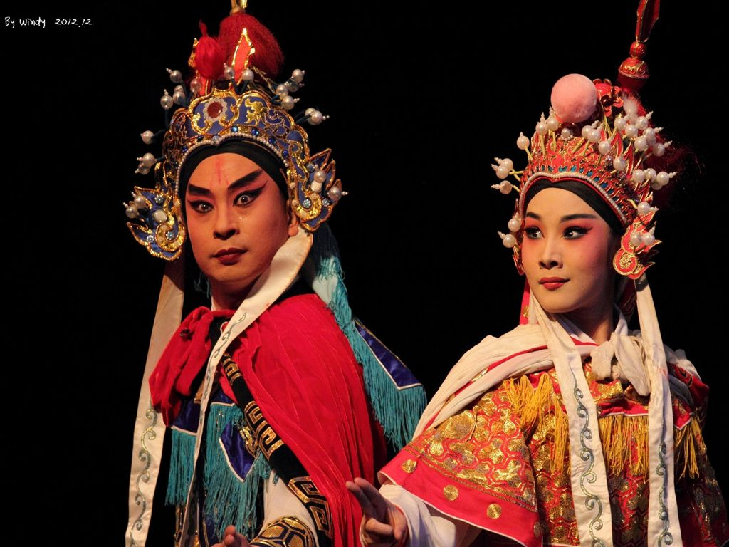Hebei Bangzi Opera l opéra chinois originaire de la province du