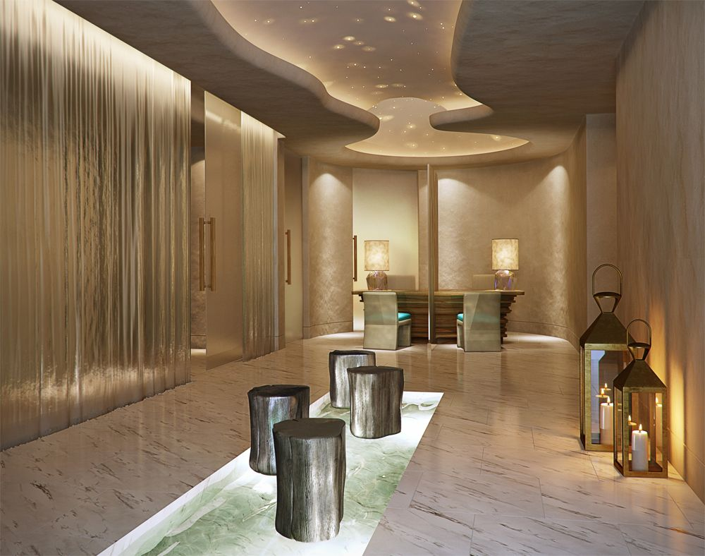 Six Senses Spa Buscar Con Google Interiors Wellness