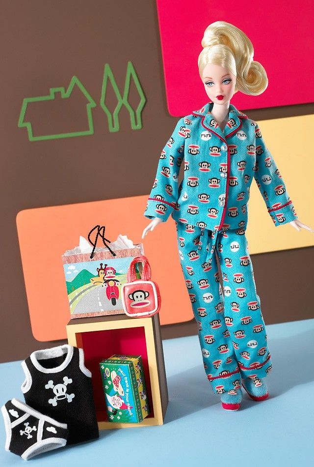 Paul Frank Bedroom In A Box: Paul Frank Barbie® Doll