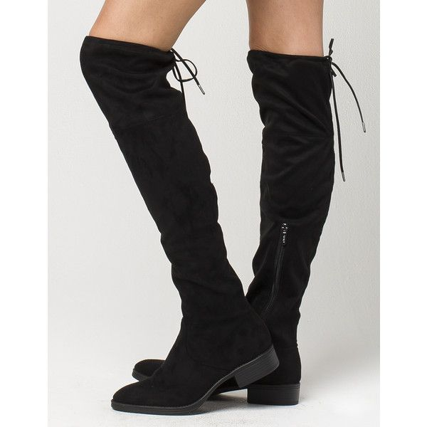 5b016e4c8b6 Circus By Sam Edelman Peyton Womens Over The Knee Boots ( 120) ❤ liked on Polyvore  featuring shoes
