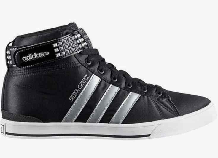 Adidas Neo Schuhe Damen Schwarz   Selena gomez shoes