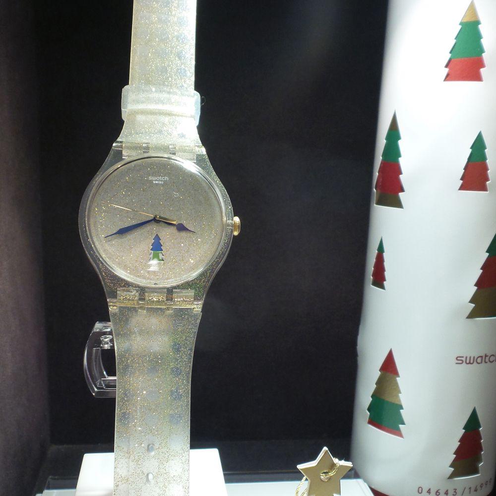 #Swatch HOLIDAY TWIST ©Swatch http://swat.ch/Holiday_Twist