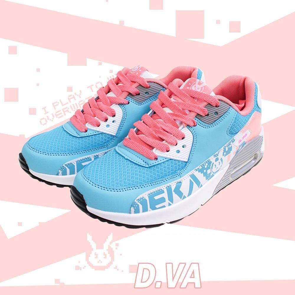 va Sd01016Work Chaussure Overwatch Shoes D Dva Sneakers Out 5RjALq34
