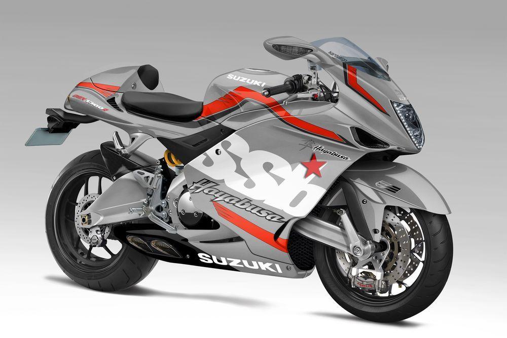 Suzuki Hayabusa Release Date