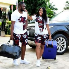Custom Unisex Afrocentric Tee and Ankara Pants Set, Couple Ankara Outfits, Family Coordinate Ankara Outfits, Unisex Tee #kitengedesigns Latest Ankara Styles, African print fashion, Ankara fall fashion , African Dress, Custom made Ankara dress, Homecoming dress, African wedding guest, Kitenge dress Melanin Popping, tribal clothing, Prom 2019, Christmas gift, Custom tee, Couple's outfits #kitengedesigns Custom Unisex Afrocentric Tee and Ankara Pants Set, Couple Ankara Outfits, Family Coordinate An #kitengedesigns