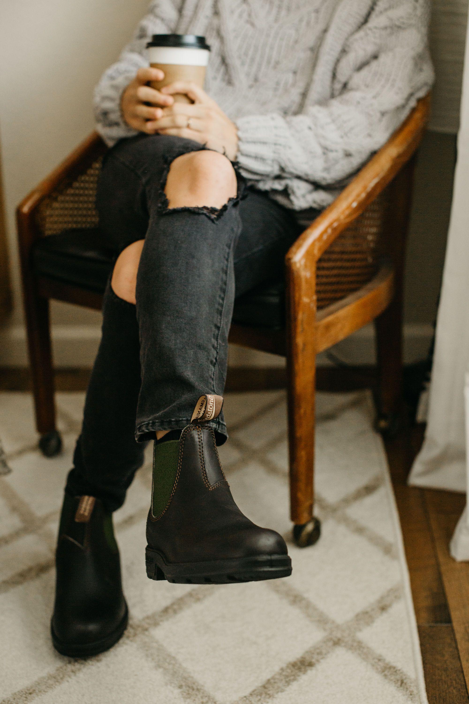 Blundstone Heel Series Boot