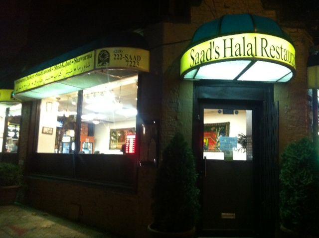 Saad S Halal Restaurant Halal Philadelphia Restaurants Restaurant