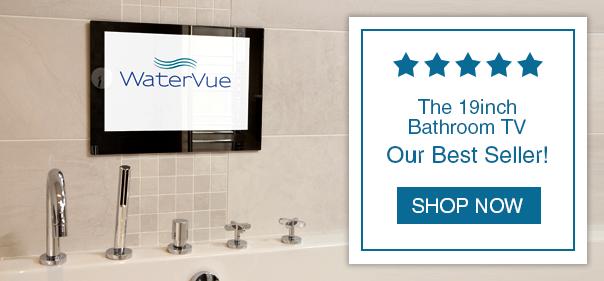 19 Sarason Advanced Waterproof Bathroom Television Tv Mirror Screen Hd Ready Digital Freeview Amazon Co Uk El Bathroom Televisions Uk Homes Home Entertainment