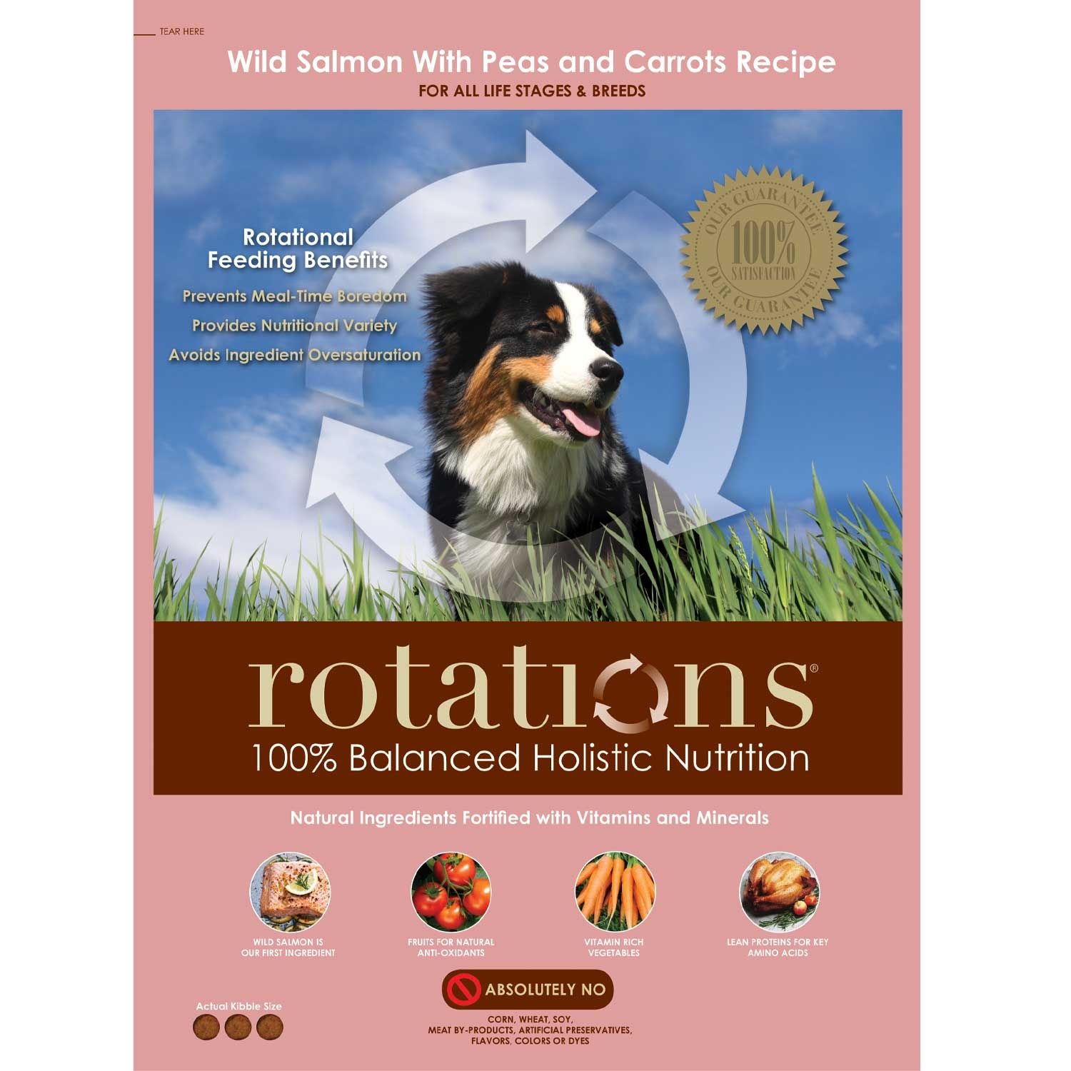 ROTATIONS Dry Dog Food at PETCO (With images) Dog food