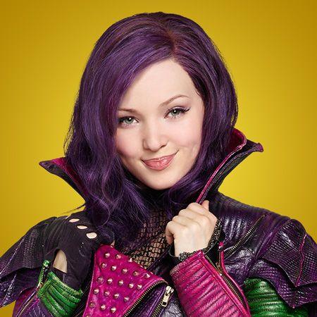 Mal Maleficent S Daughter Disney Descendants Movie