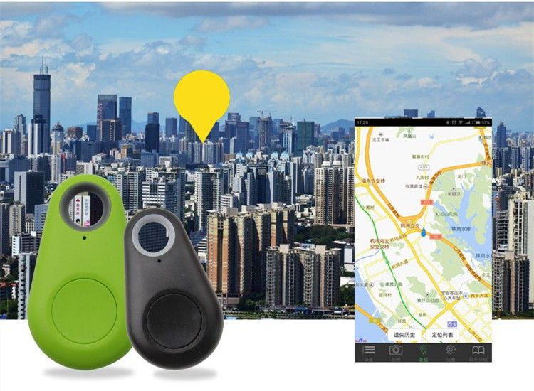 Wireless ITag Anti Lost Alarm Theft Device For Bluetooth 4 0
