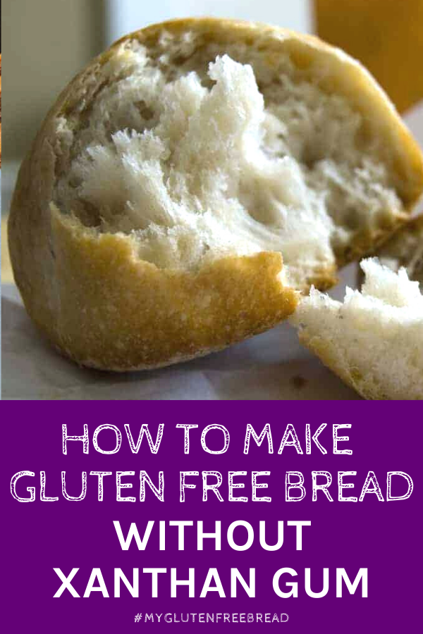 How To Make Gluten Free Bread Without Xanthan Gum In 2020 Gluten Free Yeast Free Gluten Free Bread Gluten Free Baking