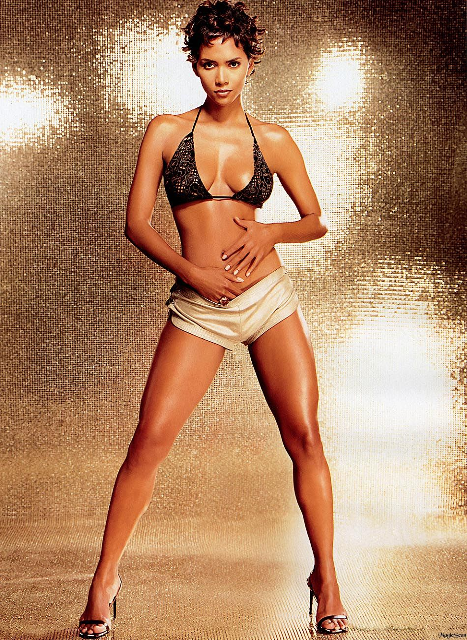 Time Halle berry very sexy