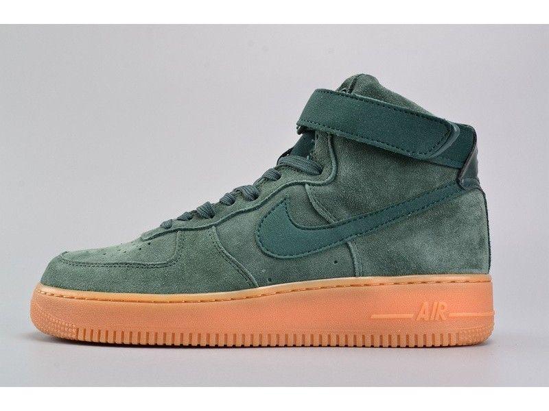 BUY Nike Air Force 1 High '07 Vintage Green   Kixify