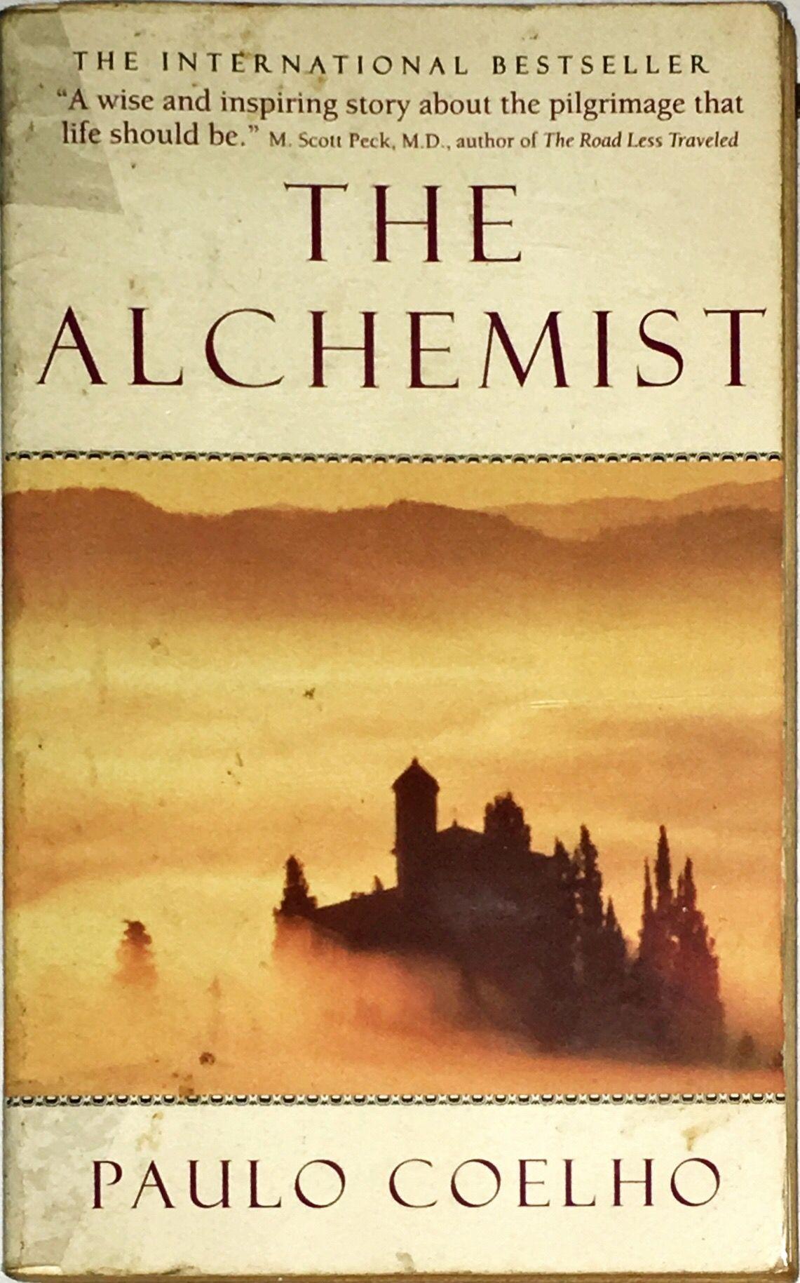 Pin by Joan Romero on Aklat The alchemist paulo coelho