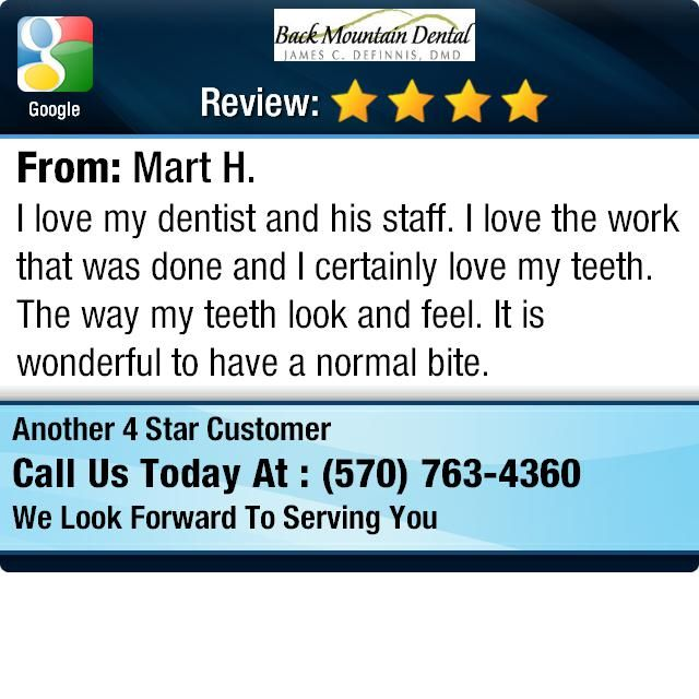 I Love My Dentist And His Staff I Love The Work That Was Done And I Certainly Love My My Dentist Dentist My Love