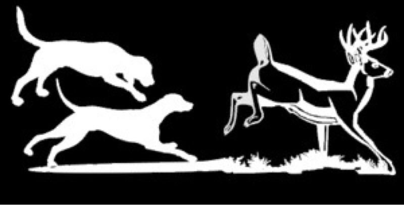 Let Em Run Dog Runs Hunting Dogs Dog Silhouette