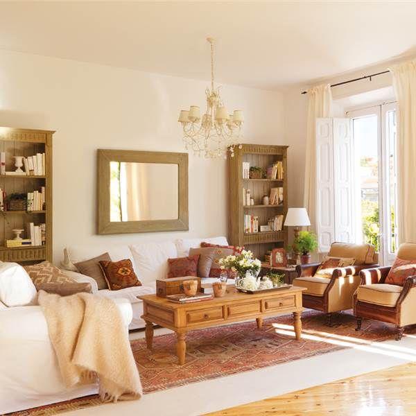 salones con comedor renovados por el mueble salon