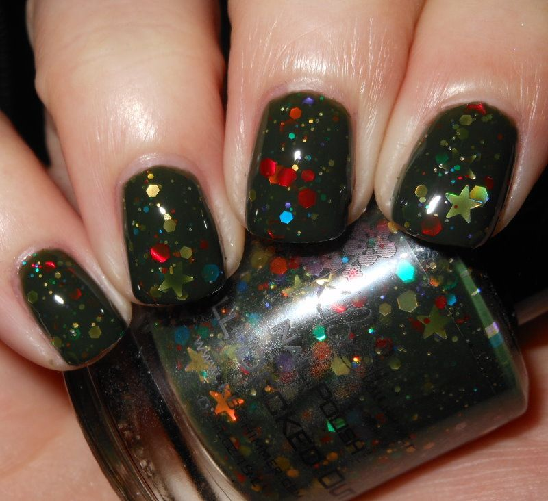 Imperfectly Painted: KBShimmer All Decked Out