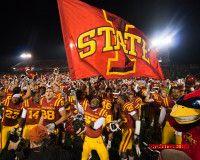 Download Football Poster As Desktop Wallpaper Iowa State Football Iowa State Iowa State University