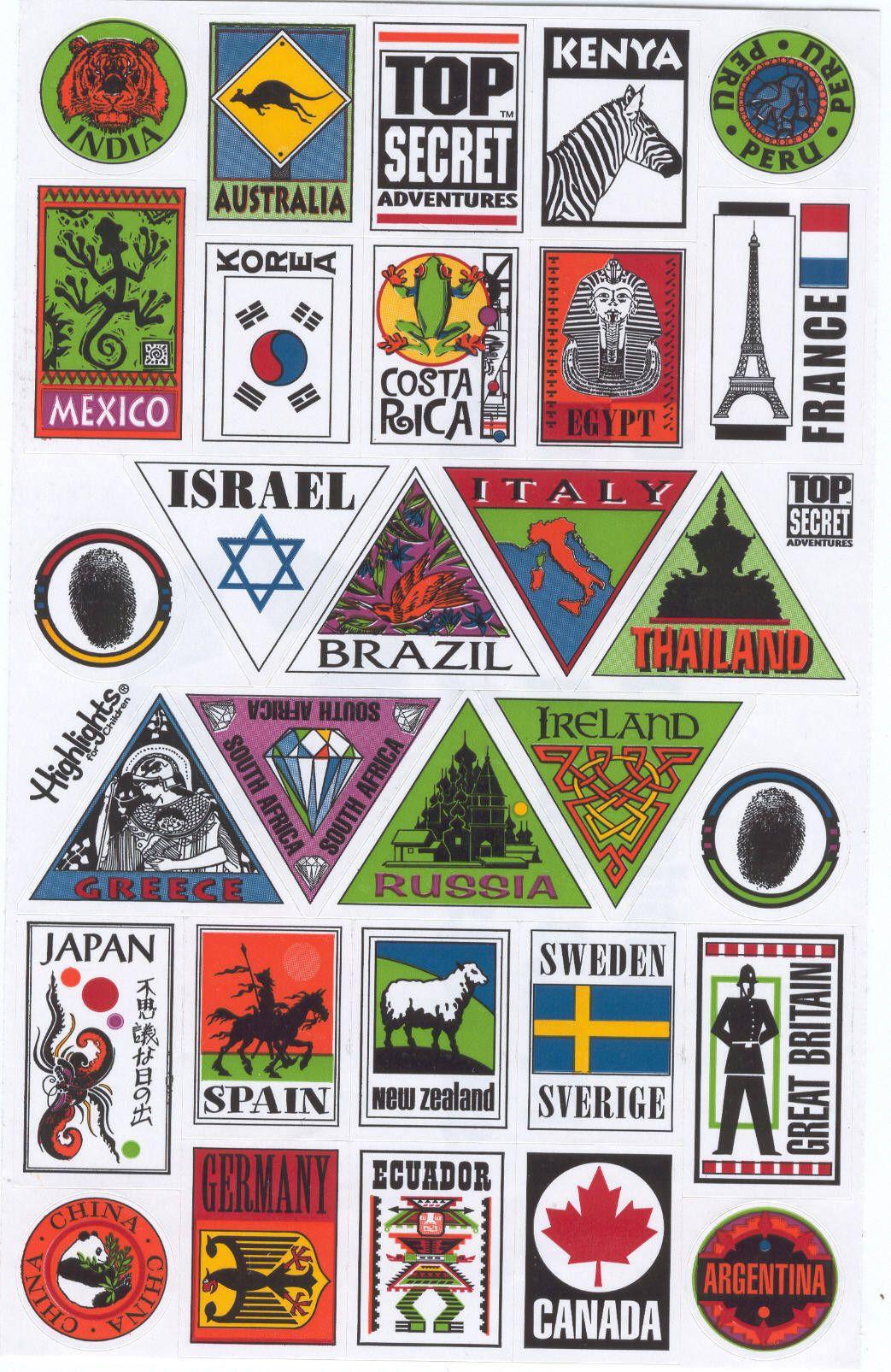 0f331f9ff Vintage suitcase stickers Viajes Y Turismo, Etiquetas Para Imprimir,  Imprimir Gratis, Imprimibles Viajes