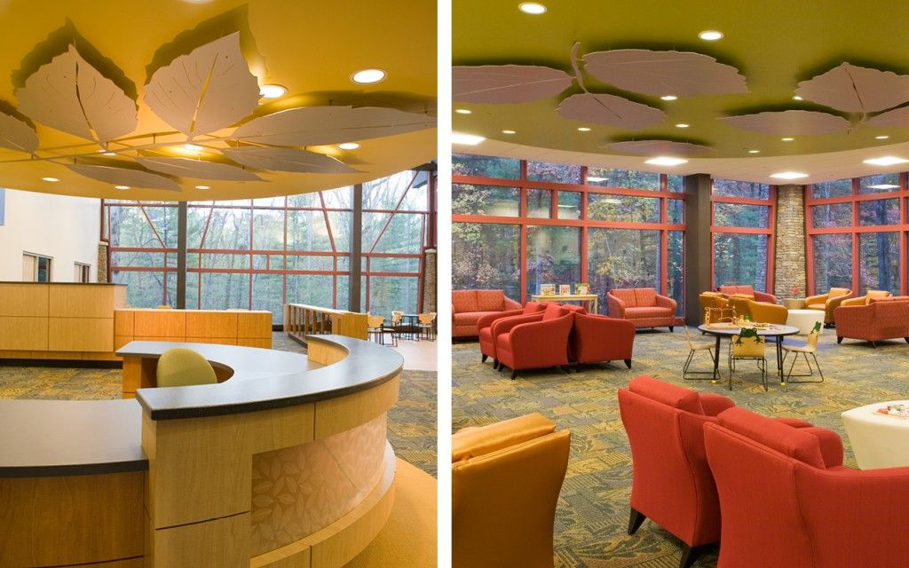 Reuter Children S Outpatient Center And The Huff Center For Child Development Asheville Nc Interior Design Interior Design