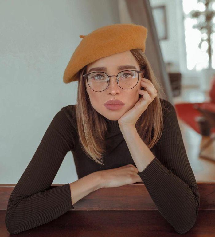 1001 Stylische Und Wunderschone Ideen Fur Frisuren Fur Kurze Haare Brille Stil Modeideen Brillen Frauen