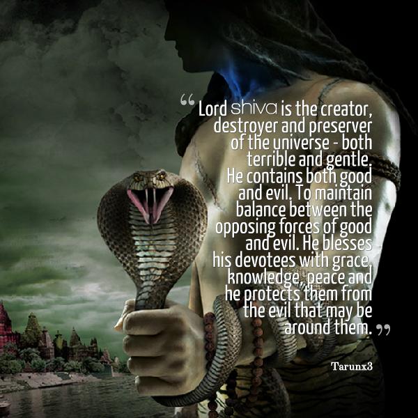 God Shiva Quotes by Wm Lakin | Avatar in 2019 | Lord shiva