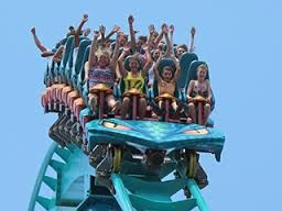 Image result for roller coaster seats