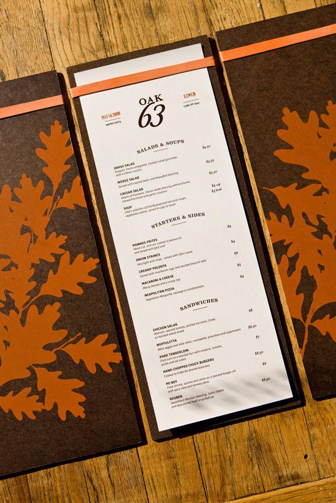 Oak kansas city mo bistro restaurant food design