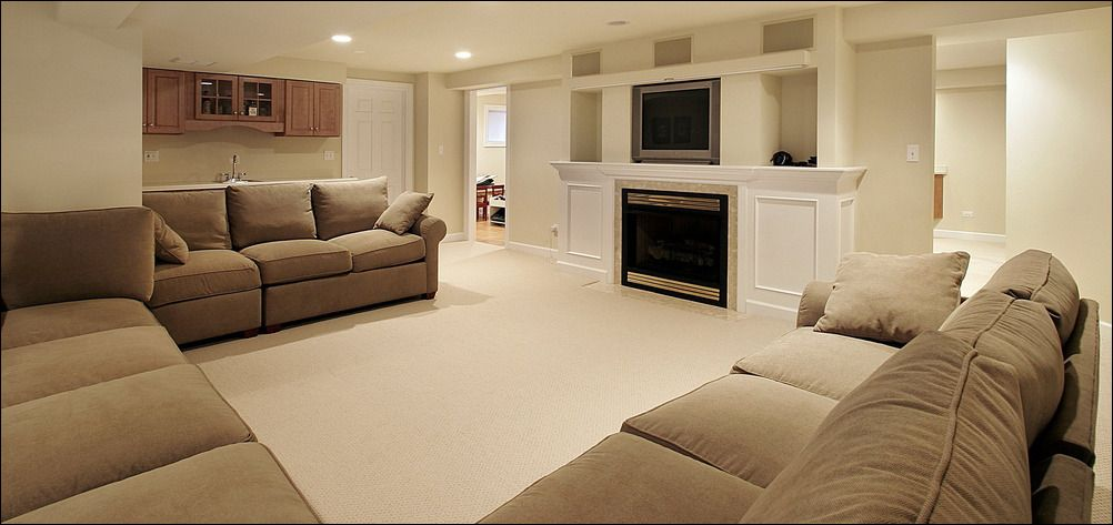 How Much Would It Cost To Finish A Basement Basement Remodeling