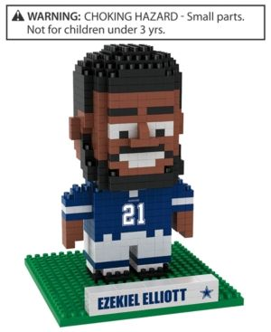 3e855e62bc5 Forever Collectibles Ezekiel Elliott Dallas Cowboys Brxlz 3D Player Puzzle  - Assorted