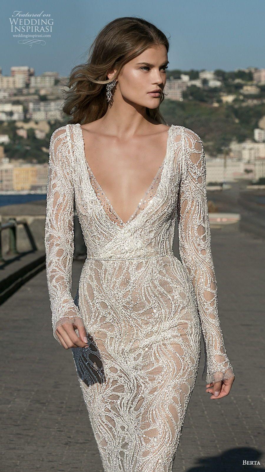"Photo of Berta Fall 2020 Wedding Dresses — ""Napoli"" Bridal Collection | Wedding Inspirasi"