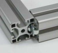 aluminium profile connection Aluminum extrusion