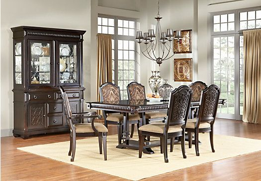 picture of Cindy Crawford Home Marisol Park 5 Pc Dining Room from ...