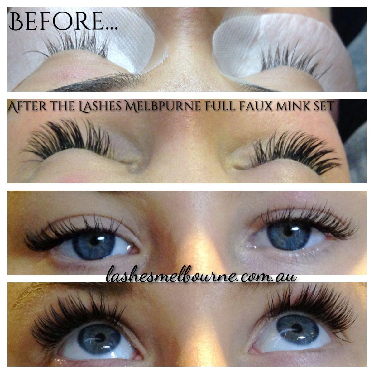 Lashes Melbourne Eyelash Extensions By Trina Eyelash Extensions