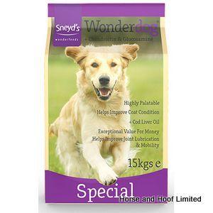 Sneyds Wonderdog Special 15kg Dog Food Recipes Dogs Dog Diet