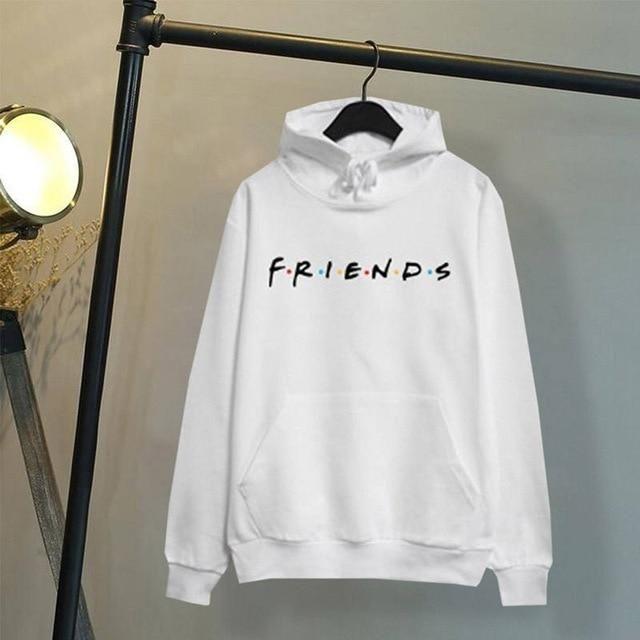 YONGM Womens Casual Long Sleeve Hooded Hip Hop Sweatershirt