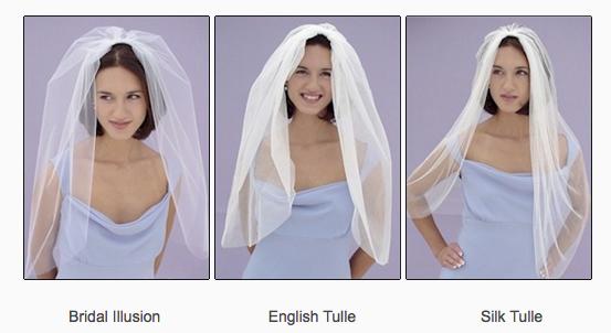 El tul de novia / The bridal tulle   mil dedales