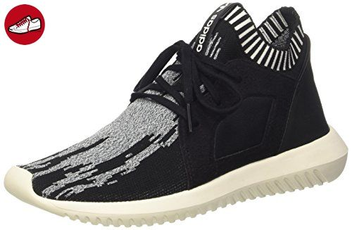 adidas Tubular Defiant Primeknit W Negro Negro Negro Negro Blanco 38. Adidas d7e738