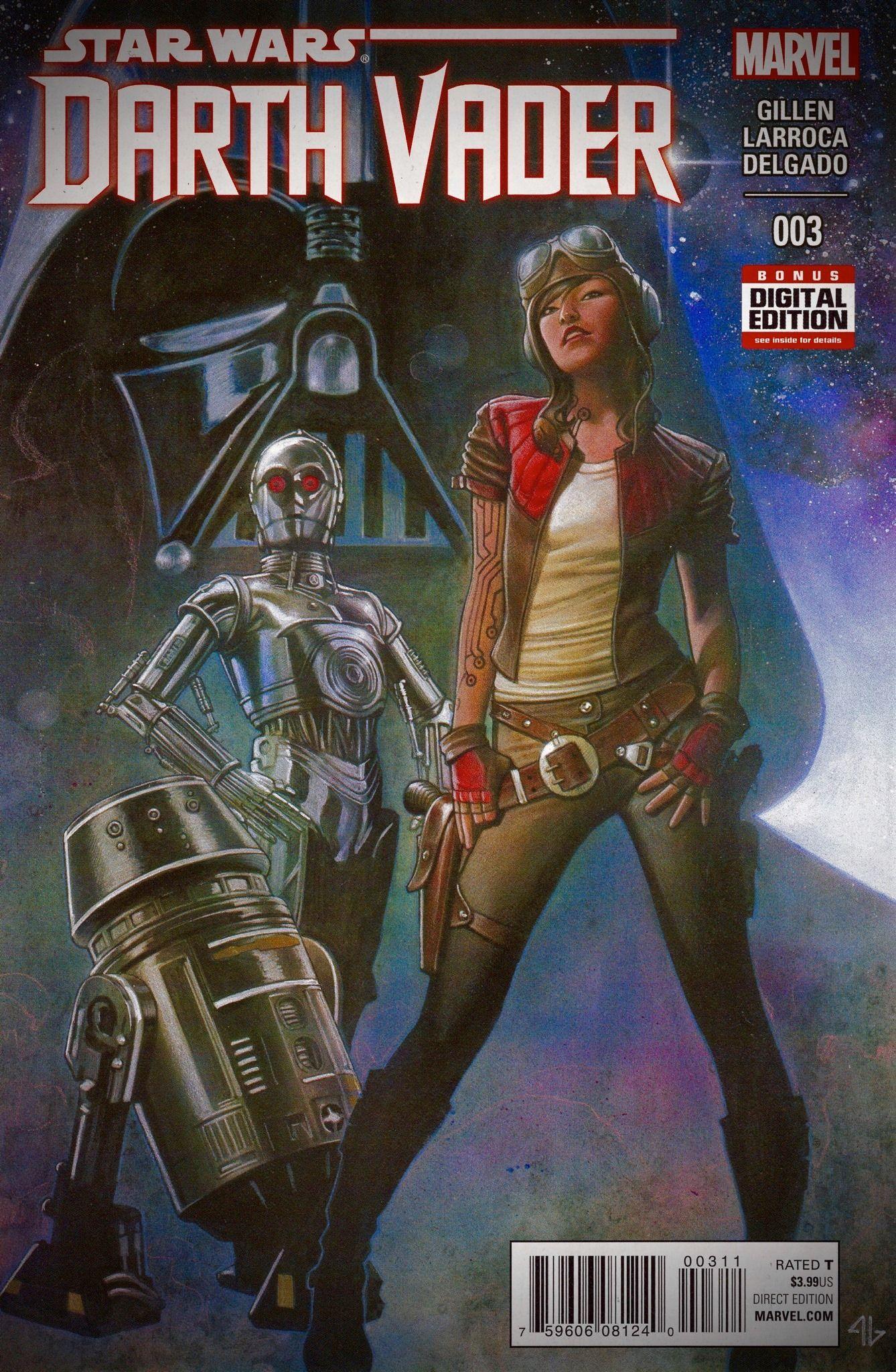 Marvel Comic Star Wars Dv 3 Vader Iii Turmoil Has Engulfed The Galactic Empire Star Wars Comics Star Wars Darth Star Wars Characters