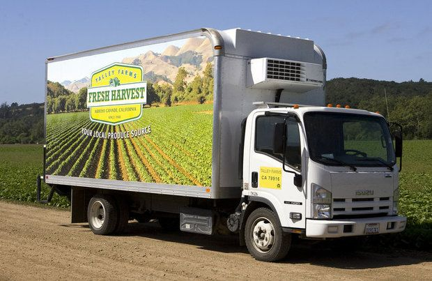 If your looking for delicious, fresh, local fruits and vegetables from the California Central Coast check out Talley Farms Fresh Harvest!