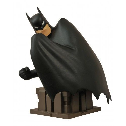 BATMAN ANIMATED SERIES LOGO BUST SDCC 2016 EXCLUSIVE