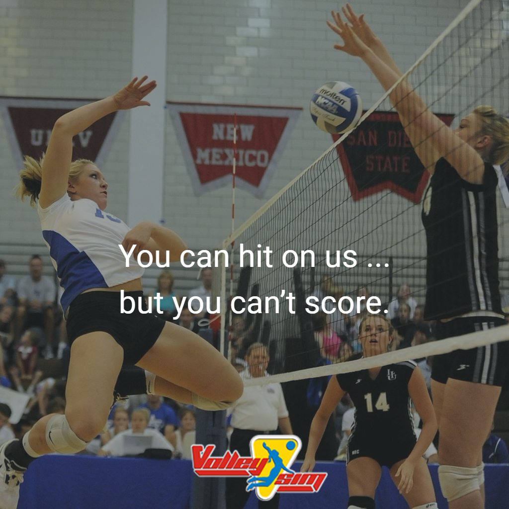 Practice Volleyball On Your Phone Volleyball Volleyball Players Coaching
