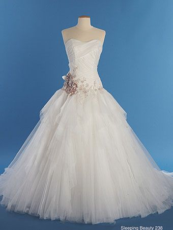 Alfred Angelo Bridal Style 238 from Disney Fairy Tale Bridal ...